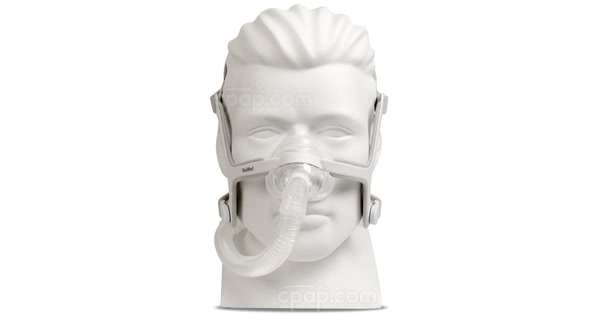 AirFit™ N20 Nasal CPAP Mask with Headgear - Front View (Mannequin Not Included)