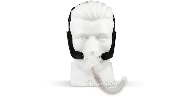 Aloha Nasal Pillow Mask - Front on mannequin