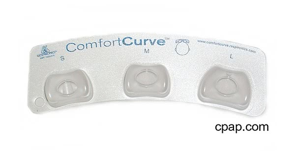 comfort curve 3d sizing guage