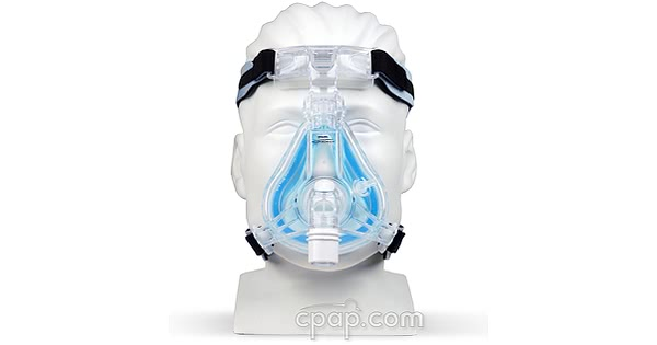 ComfortGel Blue Full Face Mask Front