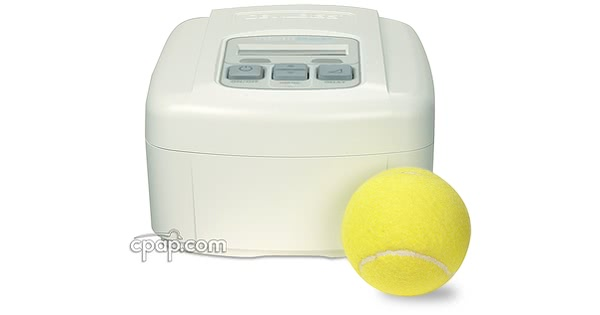 devilbiss intelliPAP machine with tennis