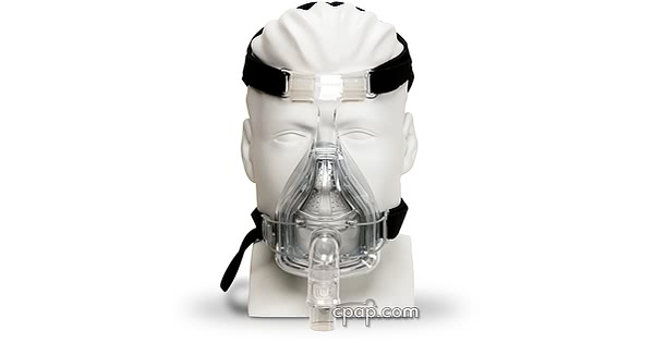 fisher paykel forma full face cpap mask front