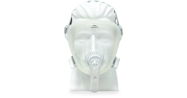 Current Style - FitLife Total Face CPAP Mask with Headgear (Mannequin Not Included)
