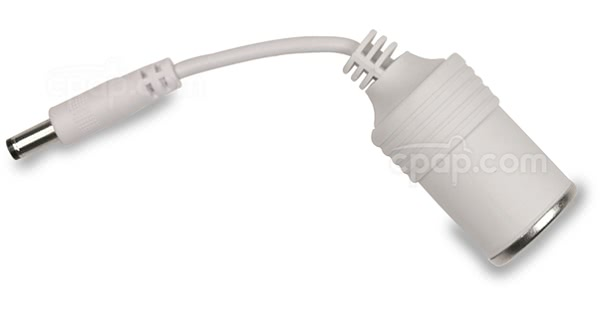 freedom battery dc input cord cpapdotcom