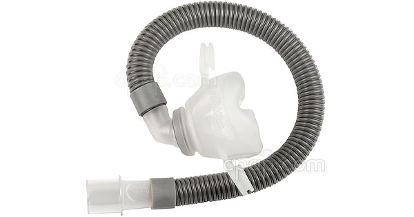 Swift FX Nano Nasal CPAP Mask Assembly Kit - Gray