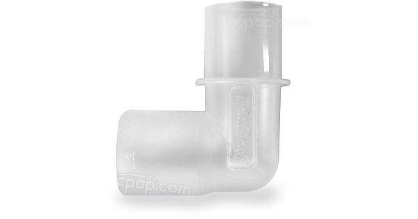 Hose Elbow for Airsense ™ and AirCurve ™ 10 CPAP Machines - Side