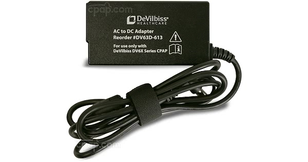 External 65W Power Supply for IntelliPAP 2 CPAP Machines