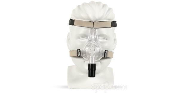invacare twilight nasal cpap mask front