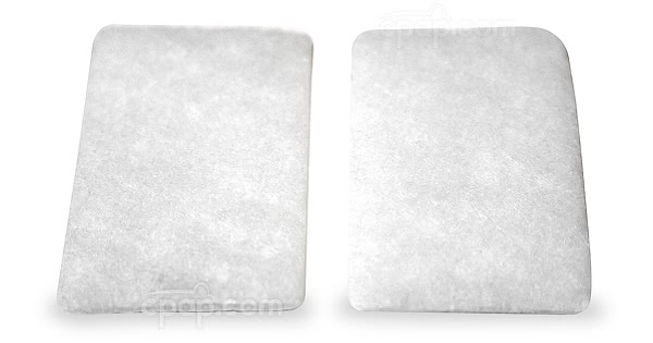 Disposable White Fine Filter for Luna CPAP Machines (2 Pack)