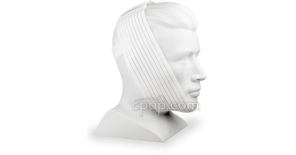 Original Deluxe Chinstrap Respironics (Shown on mannequin)