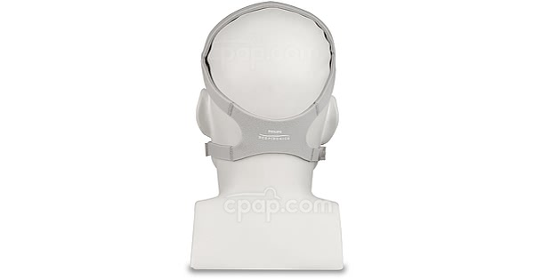 Headgear for Pico Nasal CPAP Mask - Shown on Mannequin (Not Included)