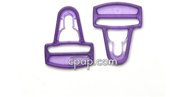 OLD VERSION - Zzz-Mask Headgear Clips
