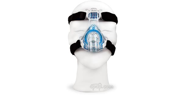 Profile Lite Nasal Mask Front (Shown on Mannequin)