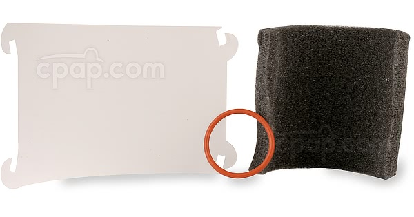 Q-Tube Replacement Foam Kit