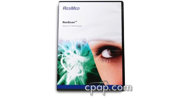 resmed resscan software top