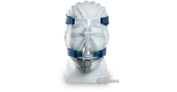 resmed ultra mirage II nasal cpap mask front