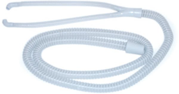 respironics comfort curve cpap mask tubing system 1