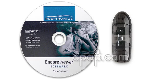 respironics encore software remstar system one generic card reader kit