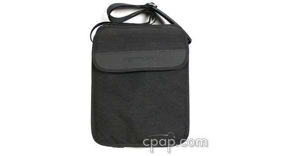 respironics m series cpap bag front
