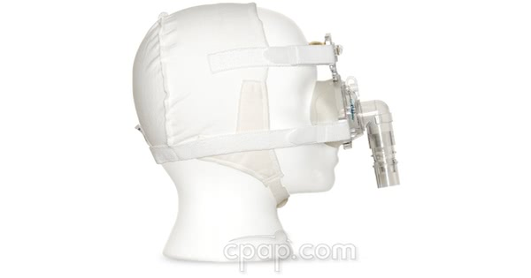 respironics pediatric bonnet headgear side