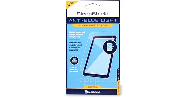 Sleep Shield for Tablets - Package Front