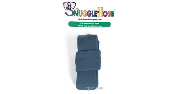 SnuggleHose Cover Blue- Darker (For 8 Foot Hose)