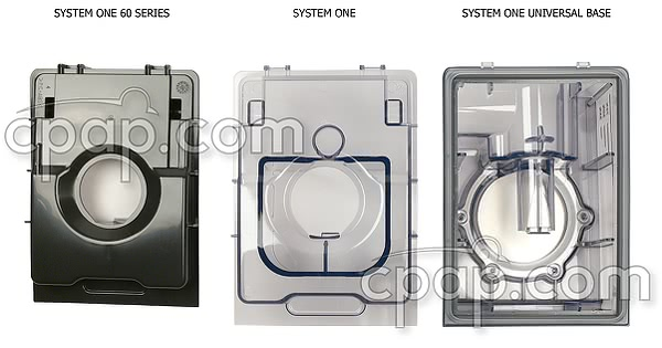 Water Chamber for PR System One Heated Humidifiers - Universal Kit